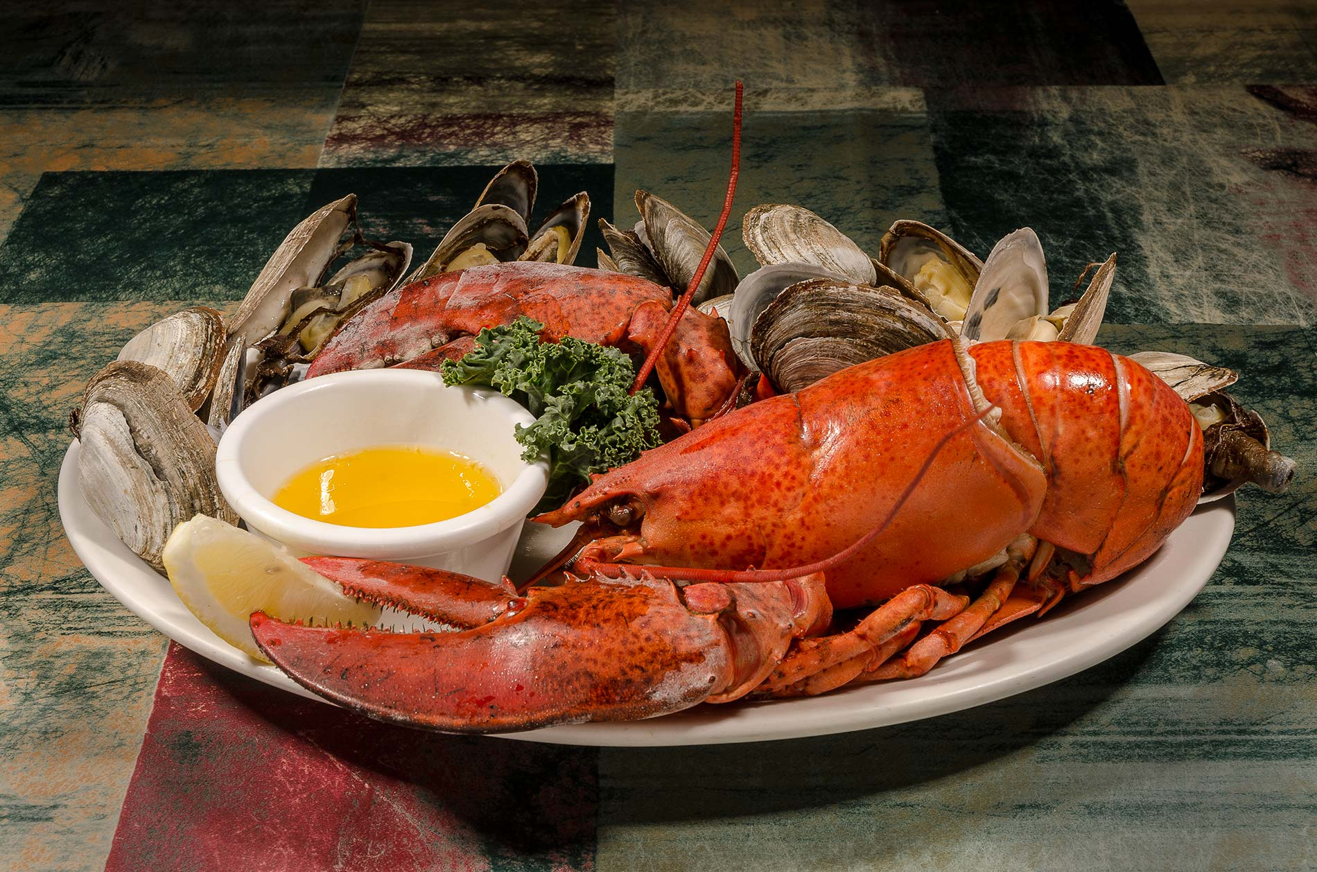 Georges Seafood Restaurant In Plymouth Nh Great Seafood And